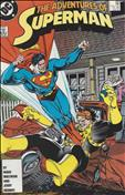 Adventures of Superman #430