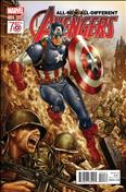 All-New, All-Different Avengers #4 Variation A