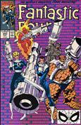 Fantastic Four (Vol. 1) #343