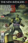 New Avengers (4th Series) #15