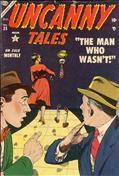 Uncanny Tales (1st Series) #25