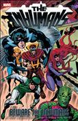 Inhumans: Beware the Inhumans Book #1