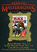 Marvel Masterworks: Atlas Era Black Knight/Yellow Claw #1 Variation A