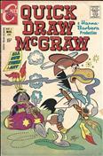 Quick Draw McGraw (Charlton) #3
