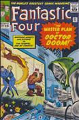 Fantastic Four (Vol. 1) #23