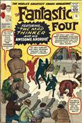 Fantastic Four (UK Edition, Vol. 1) #15