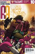 A&A: The Adventures of Archer & Armstrong #10 Variation A
