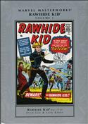 Marvel Masterworks: Rawhide Kid #1 Hardcover