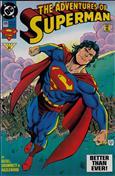 Adventures of Superman #505