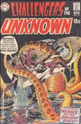 Challengers of the Unknown #77