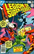 The Legion of Super-Heroes (2nd Series) #263