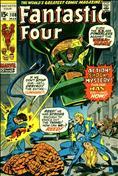 Fantastic Four (Vol. 1) #108