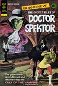 The Occult Files of Dr. Spektor #1