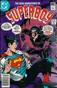 The New Adventures of Superboy #4