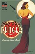 Half Past Danger #1  - 2nd printing
