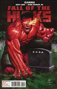 Fall of the Hulks: Gamma #1 Variation A