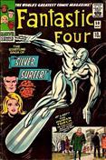 Fantastic Four (UK Edition, Vol. 1) #50