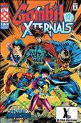 Gambit & the X-Ternals #1  - 2nd printing