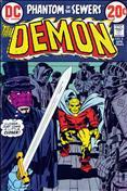 The Demon (1st Series) #8