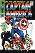 Captain America Omnibus #1 Variation B