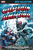 Captain America Epic Collection #1