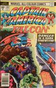Captain America (UK Edition) #202
