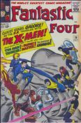 Fantastic Four (Vol. 1) #28