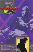 Weapon X: The Draft—Marrow #1