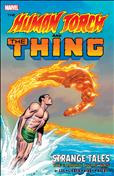 Human Torch and The Thing: Strange Tales the Complete Collection Book #1