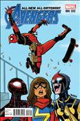 All-New, All-Different Avengers #4 Variation B