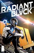Radiant Black #8 Variation B