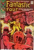 Fantastic Four (Vol. 1) #81