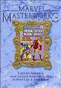 Marvel Masterworks: Captain America #1 Variation A