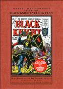 Marvel Masterworks: Atlas Era Black Knight/Yellow Claw #1 Hardcover