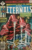 The Eternals #10 Variation A