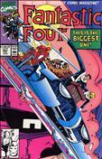 Fantastic Four (Vol. 1) #341