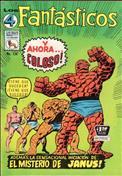 4 Fantásticos, Los (La Prensa) #134