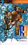 A&A: The Adventures of Archer & Armstrong #1 Variation M