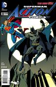 Action Comics (2nd Series) #33 Variation A