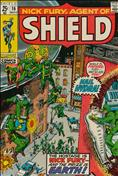 Nick Fury, Agent of SHIELD (1st Series) #16
