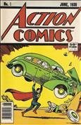 Action Comics #1  - 5th printing