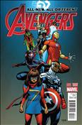 All-New, All-Different Avengers #1 Variation A