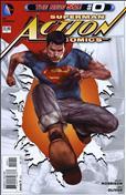 Action Comics (2nd Series) #0