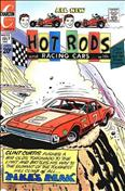 Hot Rods and Racing Cars #115