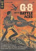 G-8 And His Battle Aces (Gold Key) #1