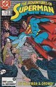 Adventures of Superman #433