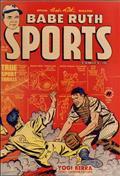 Babe Ruth Sports Comics #8