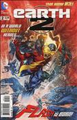 Earth 2 #2  - 2nd printing