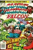 Captain America (UK Edition) #203