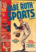 Babe Ruth Sports Comics #4